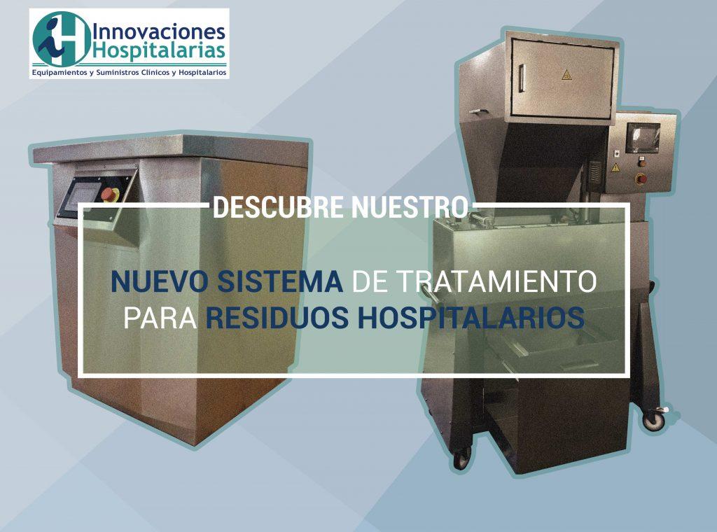 tratamiento de residuos hospitalarios - IH
