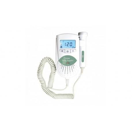 Detector de latido fetal portátil