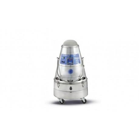Robot esterilizador de grandes superficies