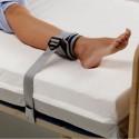 Sujeción tobillera a cama