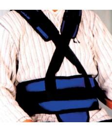 Cinturón completo para silla de ruedas