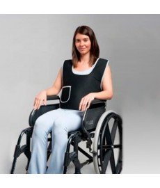 Chaleco estándar para sujeción a silla de ruedas