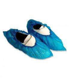 Cubrezapatos desechable de PE