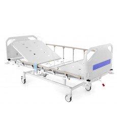 Cama eléctrica de hospital y UCI (2 motores)