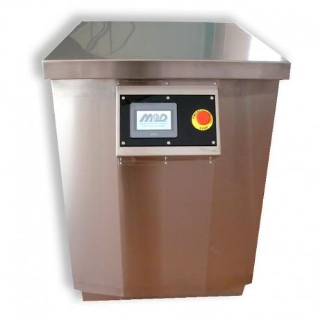 Esterilizadora de residuos hospitalarios M2D
