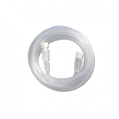 Extensión de tubo / extensión para infusión estéril