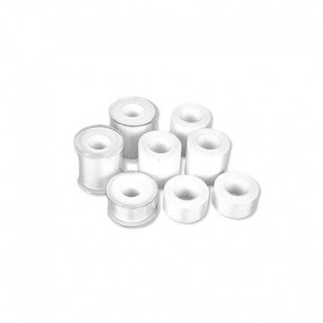 Esparadrapo adhesivo de seda