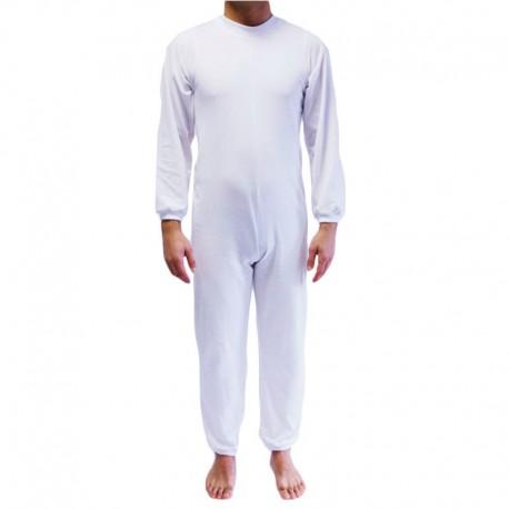 Pijama con mangas largas