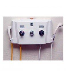 Panel de ducha con termostato